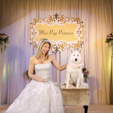 People and Pups- Miss Pup Princess